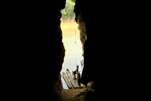 Gorge of manambolo