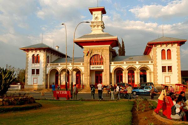 Post office Antsirabe