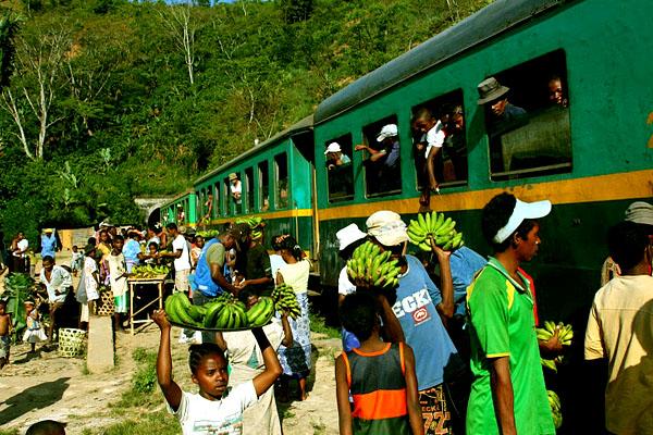 Train FEC Fianarantsoa